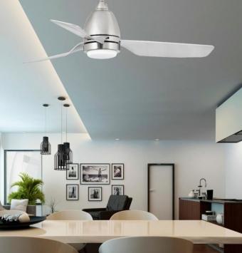 VENTILATEUR FOGO FARO Luminaire LED Design