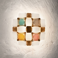 APPLIQUE MIDA S MULTICOLOR SLAMP