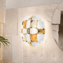 APPLIQUE MIDA S AMBRE SLAMP