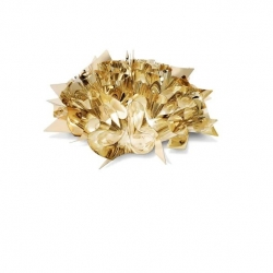 APPLIQUE VELI CEILING MINI GOLD SLAMP